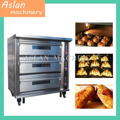 High Quality Electric Pizza Oven Baking Oven